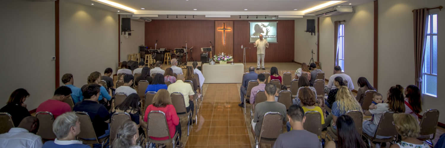 JOIN US EVERY SUNDAY FOR CHURCH SERVICES IN AO NANG - Peace